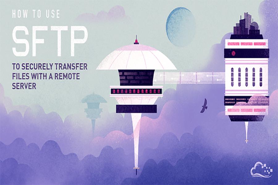 نحوه-استفاده-از-SFTP-برای-انتقال-امن-فایل-سرور-راه-دور
